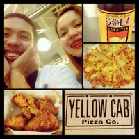 Photo taken at Yellow Cab Pizza Co. by aleenykristen on 3/20/2013
