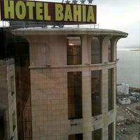 Photo taken at Hotel Bahía by Julio M. on 1/13/2013