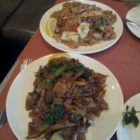 Photo taken at Song Thai Restaurant & Bar by Cassandra G. on 1/23/2013