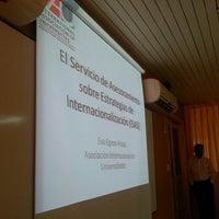 Photo taken at Universidad Científica del Perú by Marcos G. on 2/14/2013
