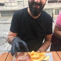 10/6/2017 tarihinde Ergin E.ziyaretçi tarafından B.O.B Best of Burger'de çekilen fotoğraf