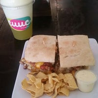 Photo taken at Cuuc Juice and Food by Erika L. on 10/24/2014