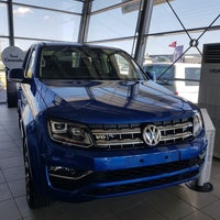 Photo taken at Volkswagen Mercan Otomotiv by Şükrü Ö. on 4/3/2018