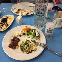 Photo taken at İncik's Balık Evi by Melih K. on 1/5/2018