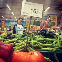 Photo taken at Carrefour by Jefferson M. on 4/10/2013