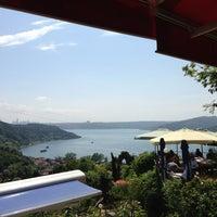 Photo taken at Yoros Cafe by İmran C. on 5/11/2013