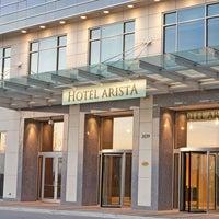 Photo taken at Hotel Arista by Hotel Arista on 2/28/2014