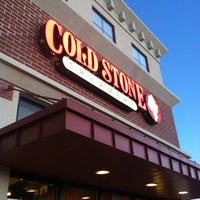 Photo taken at Cold Stone Creamery by Heather L. on 1/24/2013