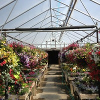 Photo taken at Reading Greenhouse by Justin B. on 6/1/2013