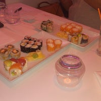 Photo taken at Planet Sushi by Нина В. on 4/25/2013