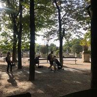 Foto tomada en Grand Bassin du Jardin du Luxembourg por Mauricio L. el 8/11/2018
