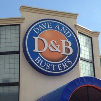 Photo taken at Dave & Buster's by John D. on 6/18/2014