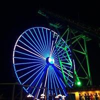Photo taken at Wildwood Boardwalk by Edward B. on 7/22/2013