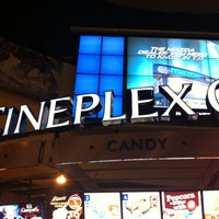 Photo taken at Cineplex Cinemas Queensway & VIP by Richy L. on 1/28/2013