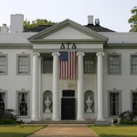 Photo taken at Delta Tau Delta by The Red & Black on 1/24/2013