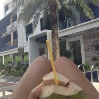 Photo taken at Swimming Pool @ Marina Resort by Mariia S. on 8/21/2014