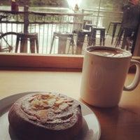 Photo taken at Pavilion Cafe by Roberta E. on 5/29/2013