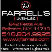 Photo taken at KJ Farrell's Bar & Grill by KJ Farrell's Bar & Grill on 6/14/2015