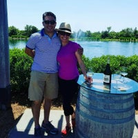 Photo taken at Old House Winery by Samuel D. on 6/10/2017
