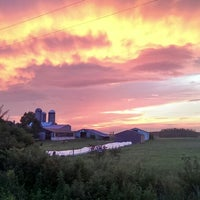 Photo taken at Kellercrest Dairy Farm by Ted M. on 11/24/2013