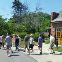 Photo taken at Village of Lake Bluff by Michael W. on 6/25/2016