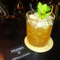 Снимок сделан в Franky Bar пользователем Max M. 3/8/2013