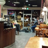 Photo taken at Genoa Coffee and Wine by DJ E. on 2/23/2014