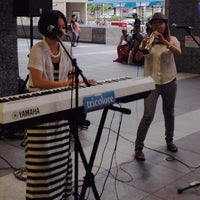 Photo taken at South Gate Plaza by tom_hase N. on 8/13/2014