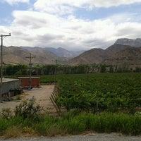 Photo taken at Pisco Elqui by Loreto G. on 2/10/2013