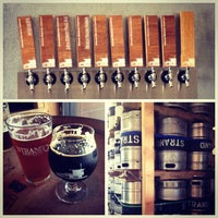 Photo taken at Strand Brewing by Angela on 5/1/2013