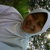 Photo taken at Stadion Utama Riau by Mursyida F. on 12/20/2014