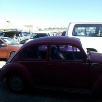 Photo taken at tianguis del automovil Planetario by Mary M. on 3/3/2013