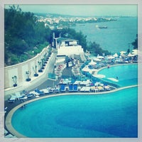 Photo taken at Water Planet Deluxe Hotel & Aquapark by Helga M. on 5/17/2013