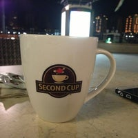 Photo taken at Second Cup by Adel M. on 6/13/2013
