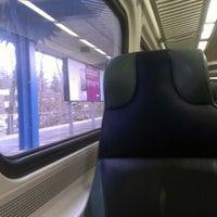 Photo taken at Metro North - North White Plains Station by Jason R. on 1/25/2013