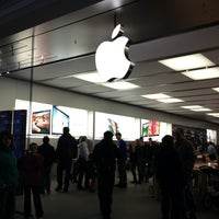 Photo taken at Apple Polaris Fashion Place by Paige R. on 2/16/2013