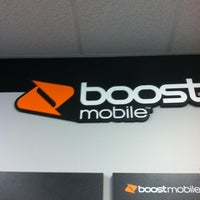 Photo taken at Boost Mobile by Jason R. on 2/20/2013