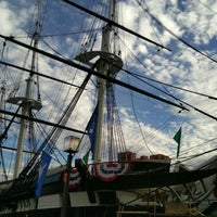 Photo taken at Historic Ships in Baltimore by Ray Z. on 7/2/2016