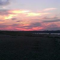 Photo taken at Swifts Beach by Dennis R. on 8/10/2013