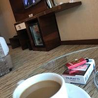 Photo taken at Mitannia Regency Luxury Hotel by Tuncay S. on 5/2/2018