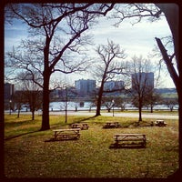 Photo taken at Druid Hill Park by Alex on 1/5/2013