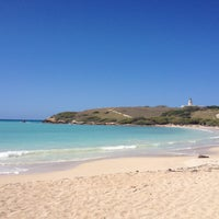 Photo taken at Playa Sucia by Lyzmarie G. on 4/22/2013