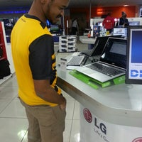 Photo taken at DionWired Woodmead by Nyiko Cathy M. on 5/18/2013