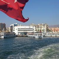 Photo taken at İzmir Körfezi by Duygu😍 P. on 10/13/2013