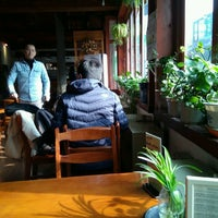 Photo taken at 吃素的 The Veggie Table by Jeremy G. on 11/6/2016
