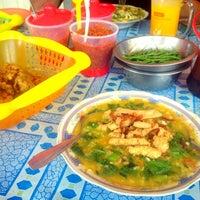 Photo taken at Tinutuan Kampung Kakas by beby m. on 7/1/2013
