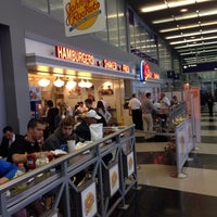 Photo taken at Johnny Rockets by Brian R. on 5/7/2014