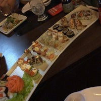 Photo taken at Sushi Box by Sofia W. on 1/10/2018