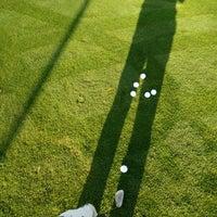 Photo taken at Golfclub Beveren by Yannick D. on 9/21/2015
