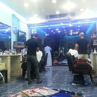 Photo taken at AlSafeer Barber Shop by Ammar A. on 3/1/2013